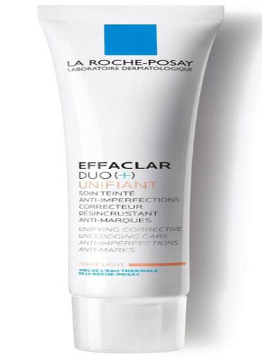 La Roche Posay La Roche-Posay Effaclar Duo(+) Unifiant Light 40 Ml Renksiz